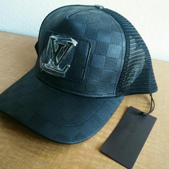 afacd1c5867 LV Special Black Design Unisex Hat
